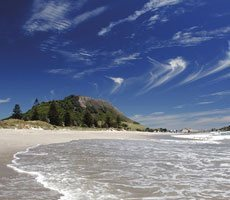 Main Beach Mount Maunganui, Bay of Plenty